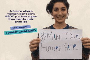 Make our future fair - Verve Super