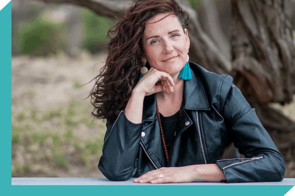 Meet Meghann Birks – coach, creative, mama, and Verve member. This is her money story.